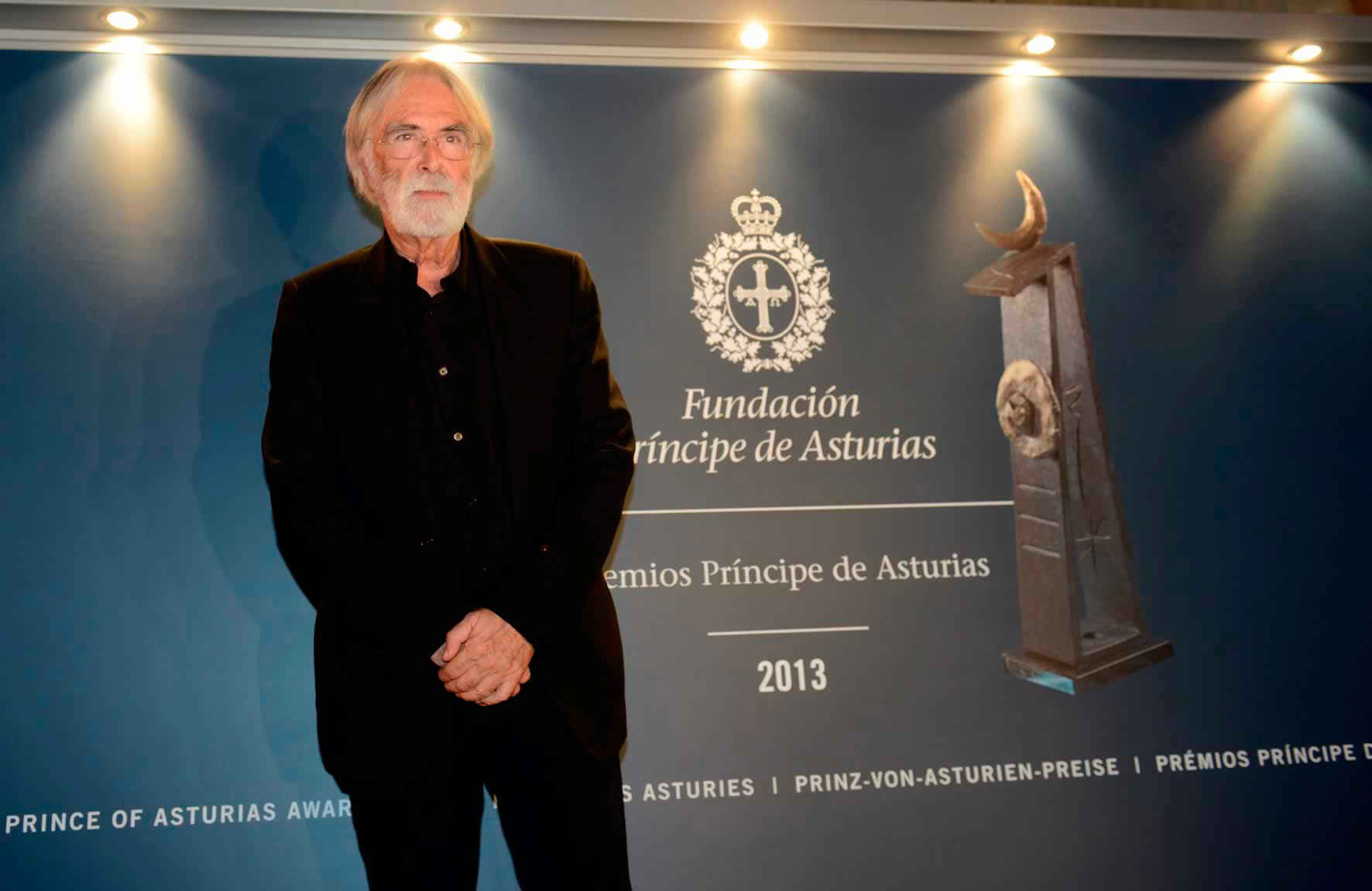 Arrival of Michael Haneke